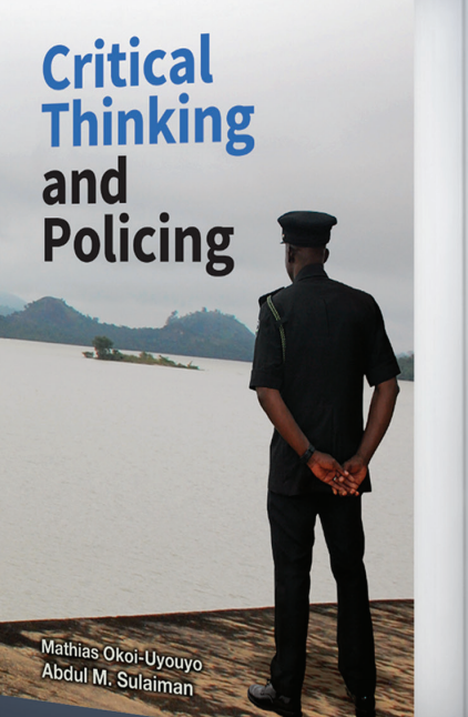 """See Exclusive Pictures From The Public Presentation Of """"Critical Thinking & Policing"""""""