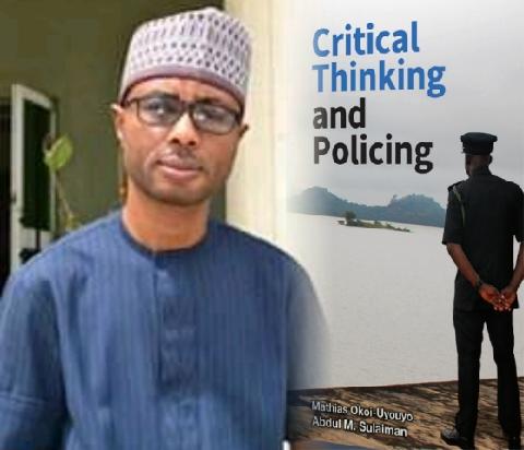 Police IG Hails Book Co-authored By CR-Born Mathias Okoi-Uyouyo