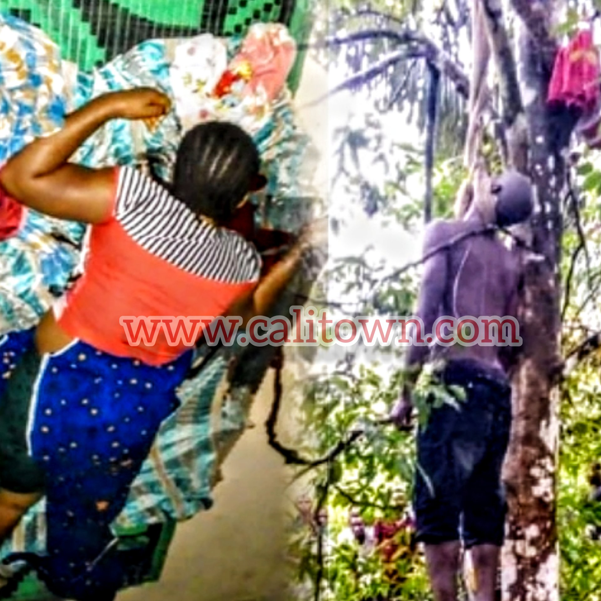 Man Shocks CR Community…Kills Wife, Hangs Self!