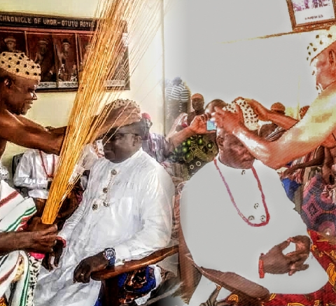 Yakurr Monarch Caps Enang, Ofegobi … Want Elites To Work For Peace In Communities