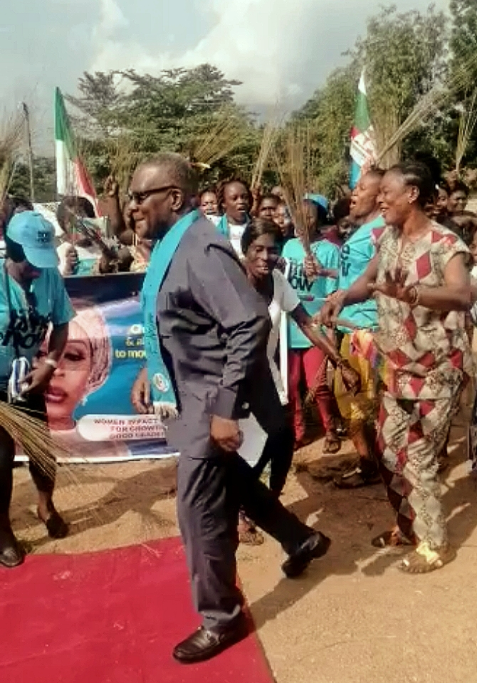 Ogon Moves To APC, Say Goals Have Not Changed But Circumstances Have
