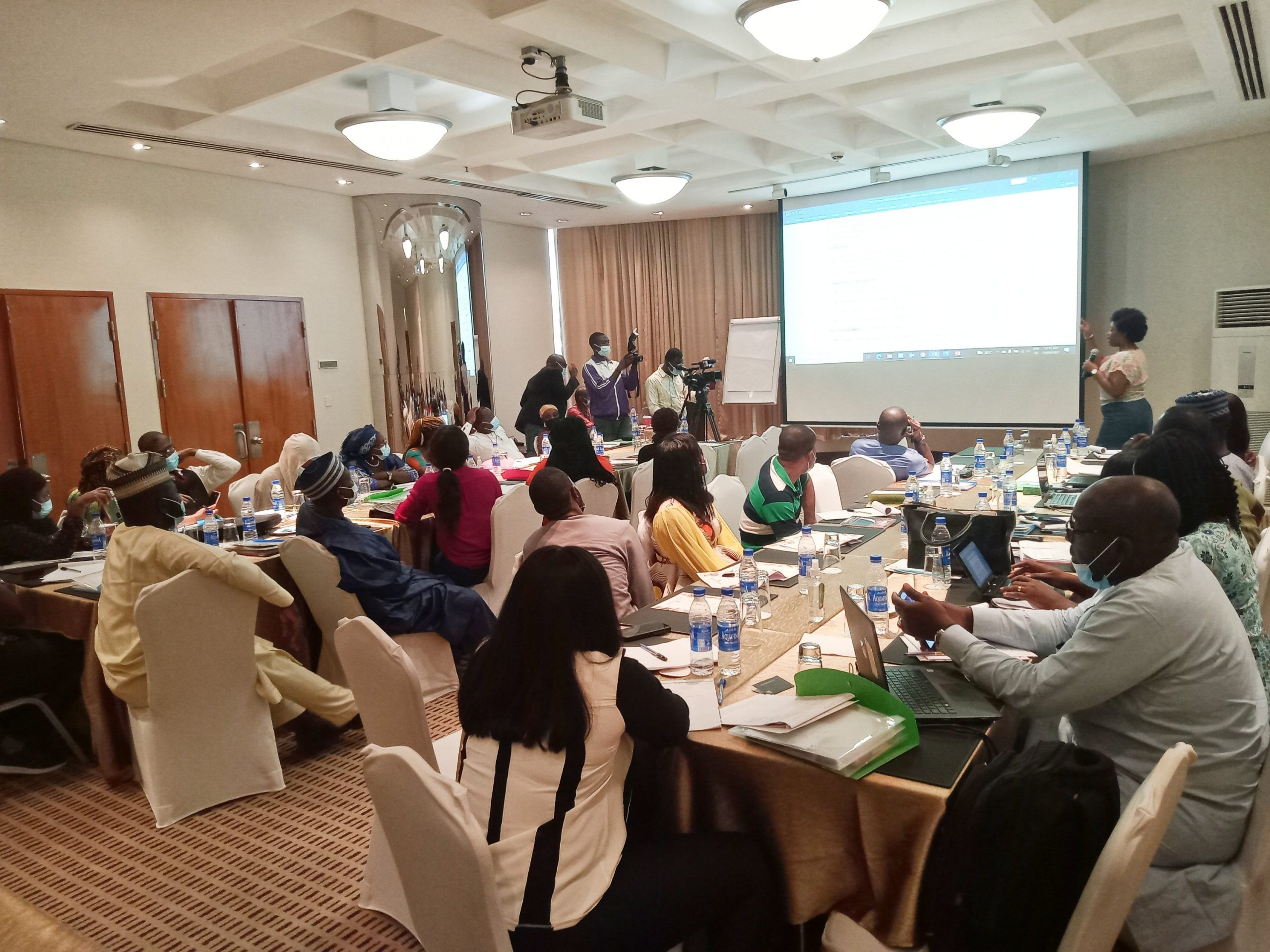 NACA, JHPIEGO And Journalists To Mobilize Support For HIV/PrEP - Calitown