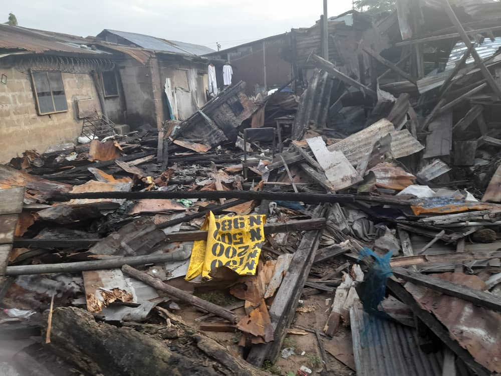 One Year Old Baby Burnt To Death In Calabar